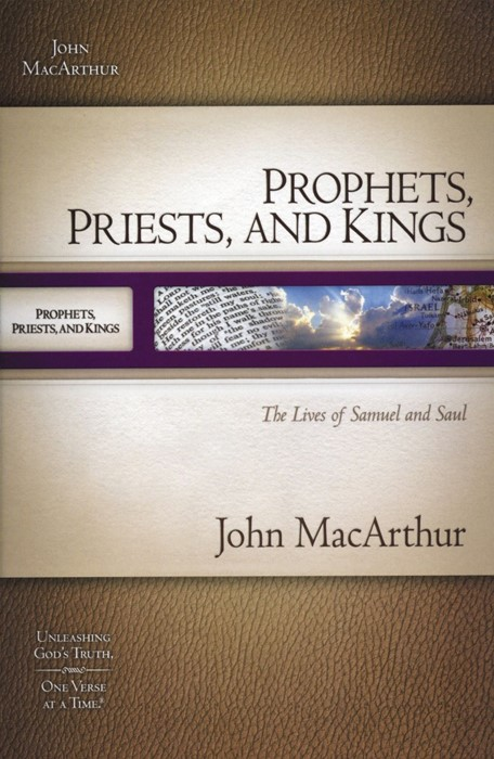 Prophets, Priests, and Kings (Paperback)