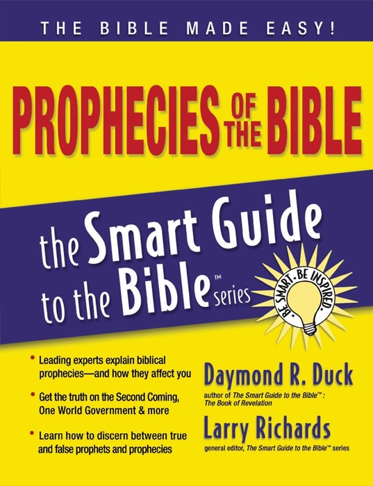 Prophecies Of The Bible (Paperback)
