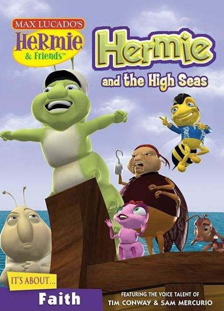 Hermie And The High Seas (DVD Video)