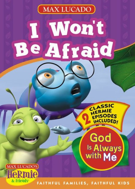 I Won't Be Afraid (DVD)