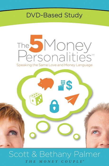 The 5 Money Personalities Dvd-Based Study (Mixed Media Product)
