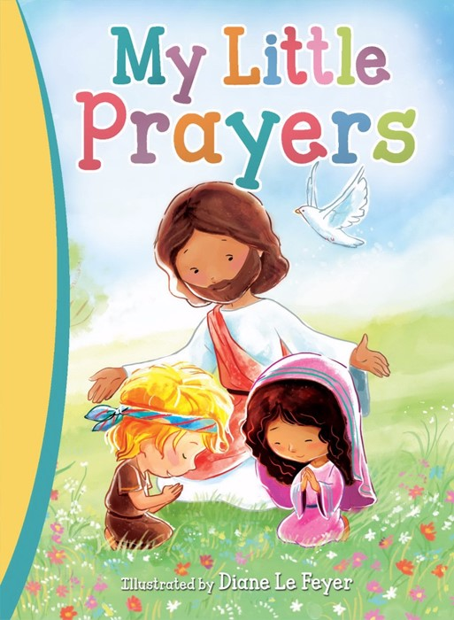 My Little Prayers (Hard Cover)