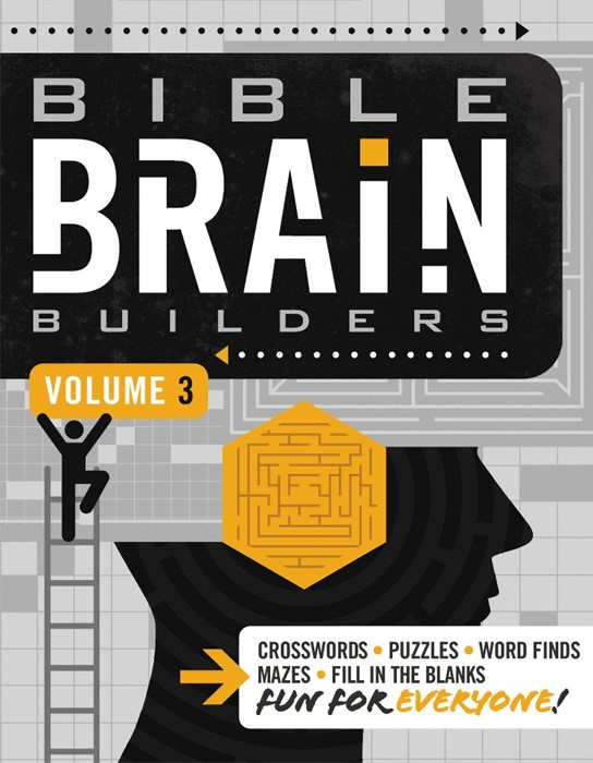 Bible Brain Builders, Volume 3 (Paperback)