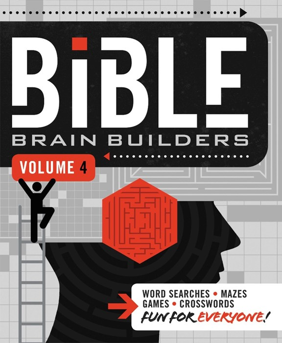 Bible Brain Builders, Volume 4 (Paperback)