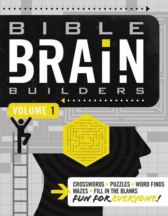 Bible Brain Builders, Volume 1 (Paperback)