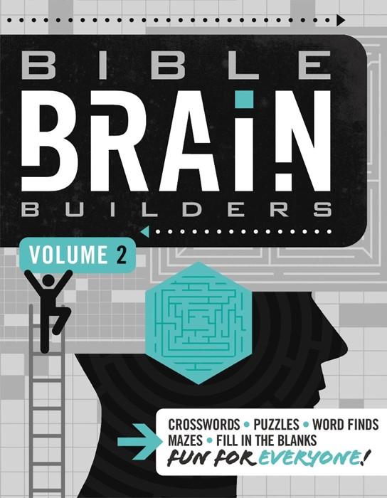 Bible Brain Builders, Volume 2 (Paperback)