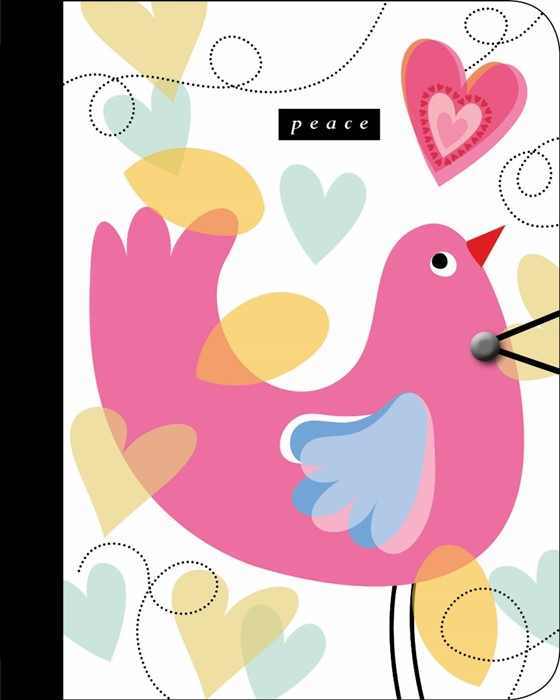 Peace Journal (Hard Cover)