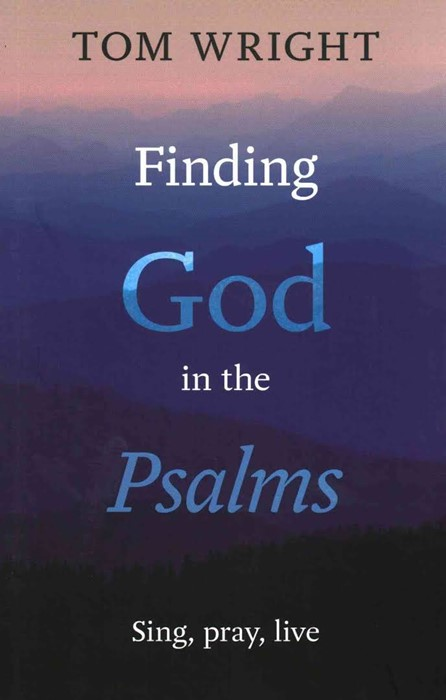 Finding God In The Psalms (Paperback)