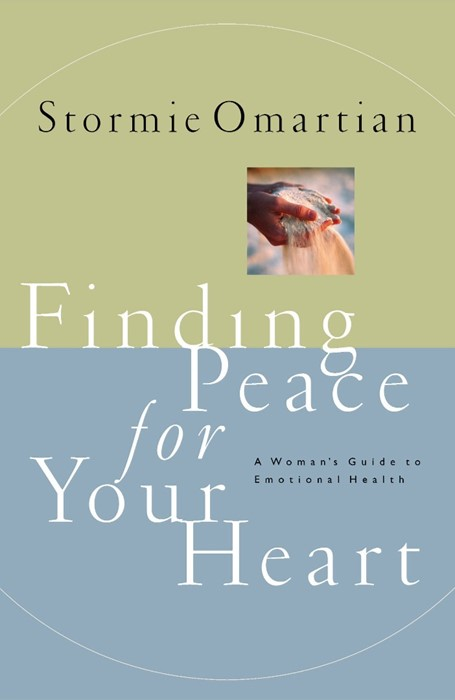Finding Peace For Your Heart (Paperback)