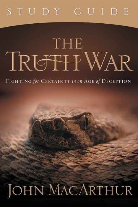 The Truth War Study Guide (Paperback)