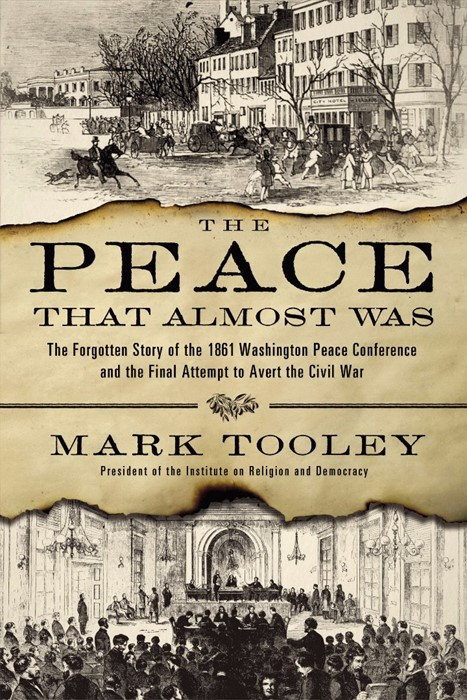 The Peace That Almost Was (Hard Cover)