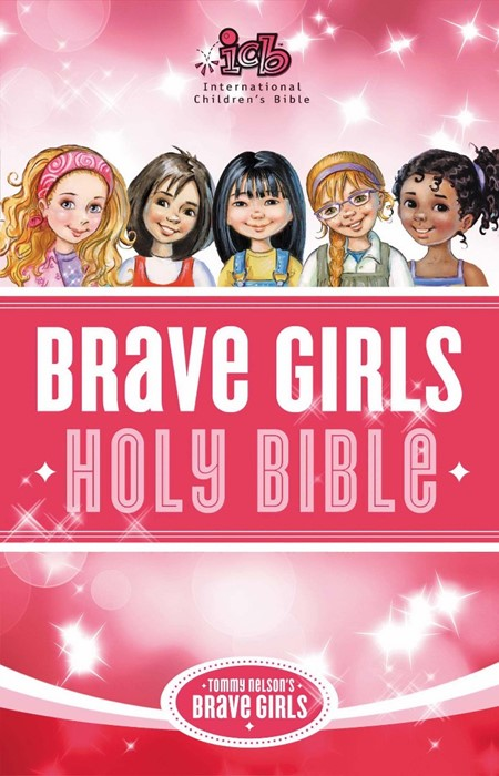 Tommy Nelson's Brave Girls Devotional Bible (Hard Cover)