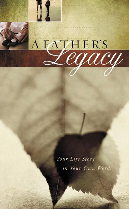 Father's Legacy, A (Hard Cover)