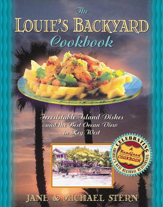 Louie's Backyard Cookbook (Paperback)