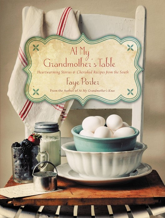 At My Grandmother's Table (Hard Cover)