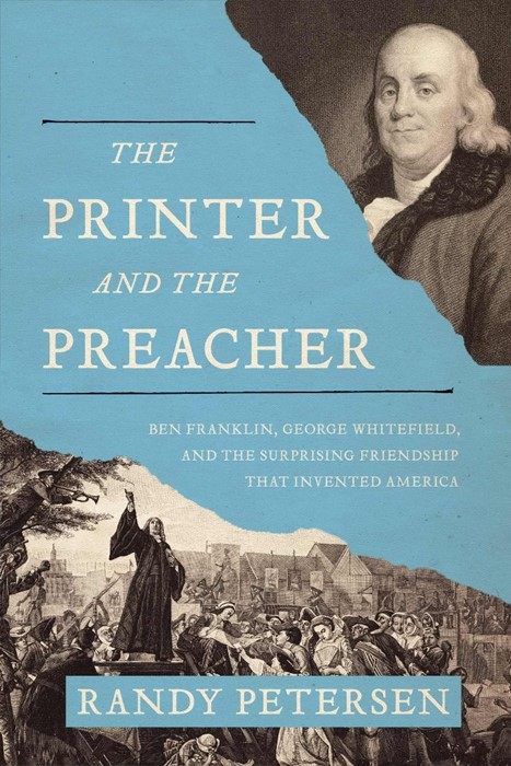 The Printer And The Preacher (Hard Cover)