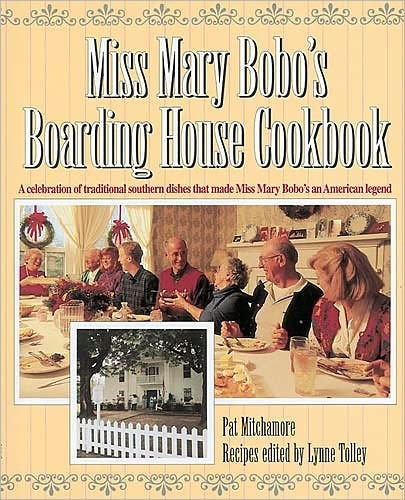 Miss Mary Bobo's Boarding House Cookbook (Hard Cover)