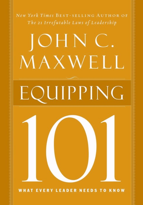 Equipping 101 (Hard Cover)