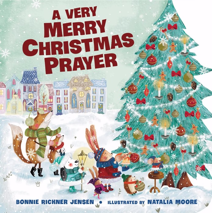 Very Merry Christmas Prayer, A (Board Book)