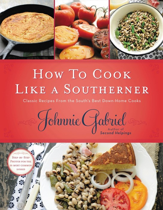 How to Cook Like a Southerner (Hard Cover)