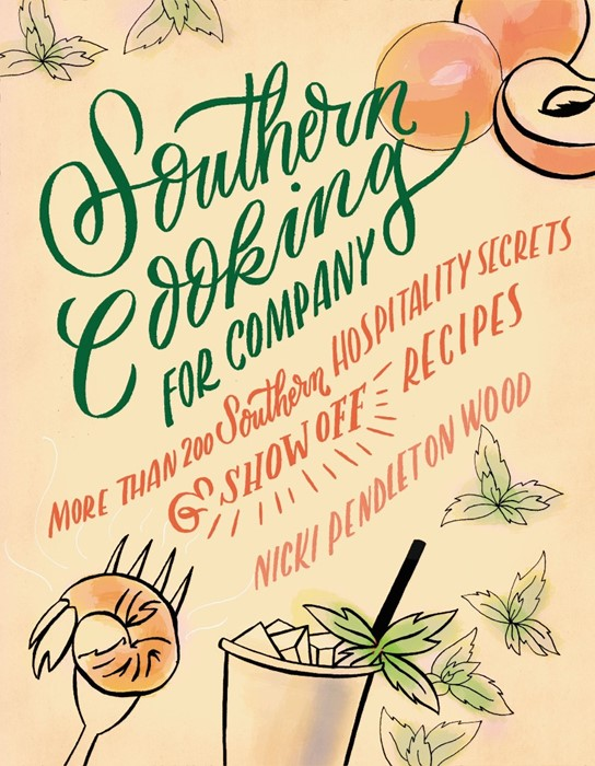 Southern Cooking for Company (Hard Cover)