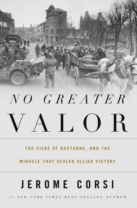 No Greater Valor (Hard Cover)