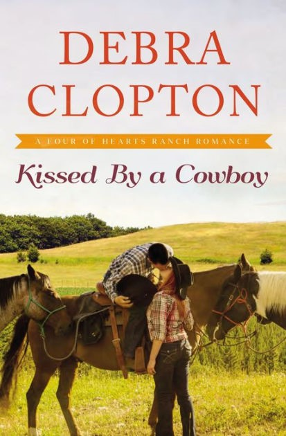 Kissed By A Cowboy (Paperback)