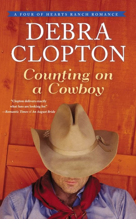 Counting On A Cowboy (Paperback)