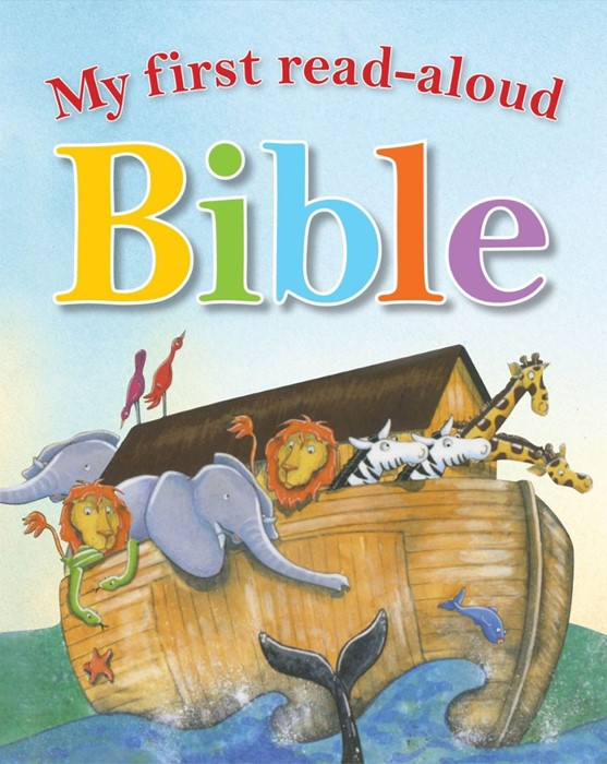 My First Read Aloud Bible (Hard Cover)