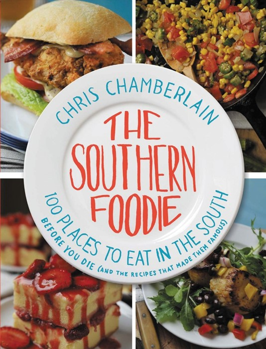 The Southern Foodie (Paperback)