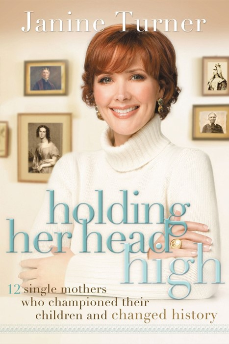 Holding Her Head High (Hard Cover)