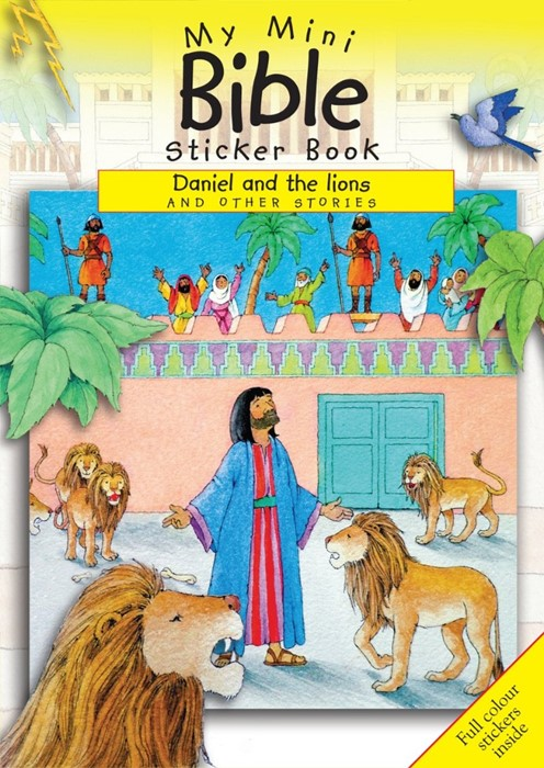 Daniel And The Lions (Paperback)