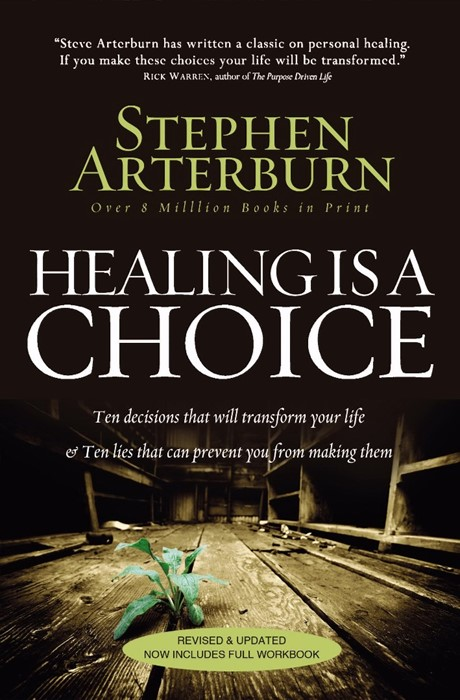 Healing Is A Choice (Paperback)