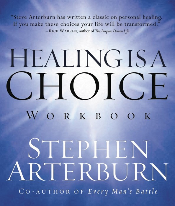 Healing Is A Choice Workbook (Paperback)