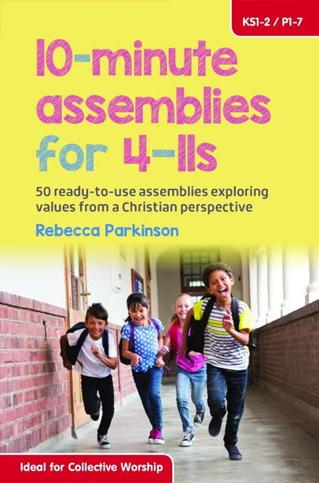 10-Minute Assemblies For 4-11s (Paperback)