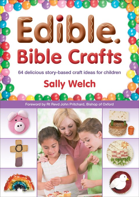 Edible Bible Crafts (Paperback)