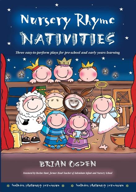 Nursery Rhyme Nativities (Paperback)