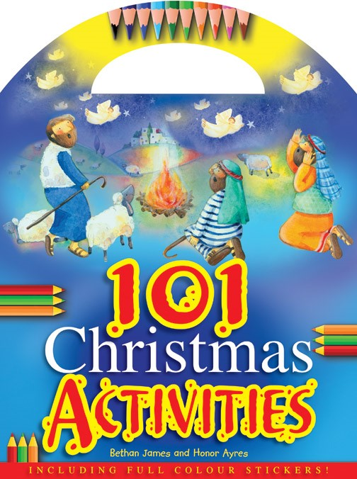 101 Christmas Activities (Paper Back)