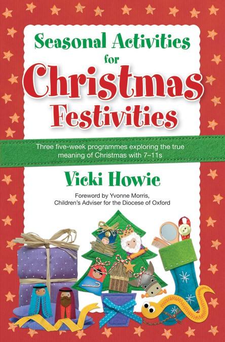 Seasonal Activities For Christmas Festivities (Paperback)
