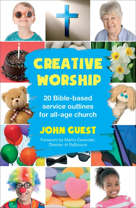Creative Worship (Paper Back)