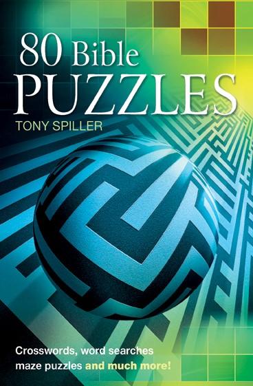 80 Bible Puzzles (Paperback)