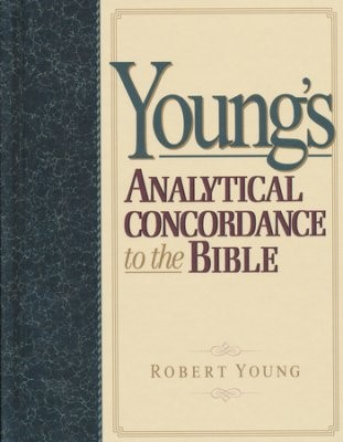 Young's Analytical Concordance H (Hard Cover)