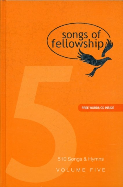 Songs Of Fellowship 5 Music (Hard Cover)