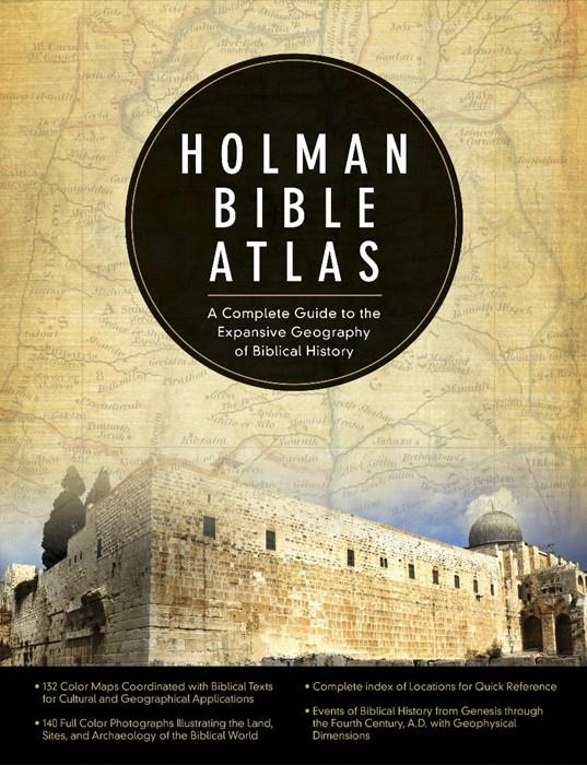 Holman Bible Atlas (Hard Cover)