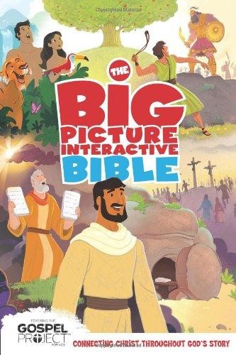 The Big Picture Interactive Bible For Kids, Hardcover (Hard Cover)