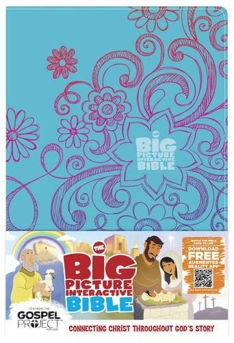 The Big Picture Interactive Bible For Kids (Imitation Leather)