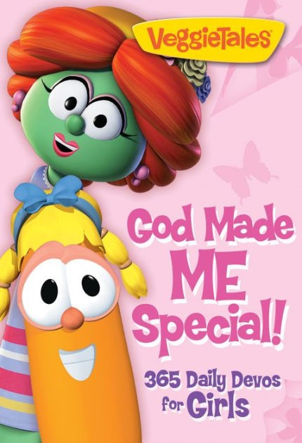 God Made Me Special! For Girls (Paperback)