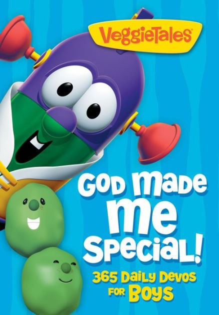 God Made Me Special! For Boys (Paperback)