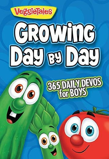 Growing Day By Day For Boys (Paperback)