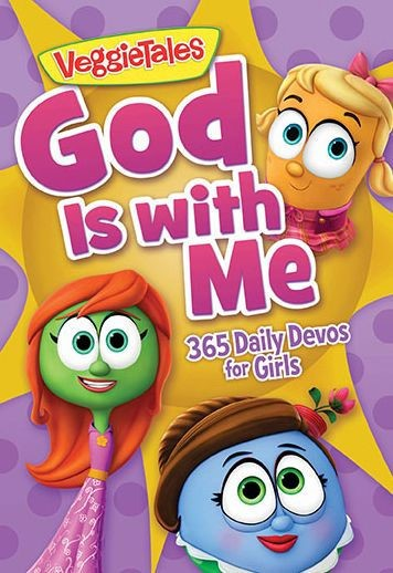 Veggie Tales: God Is With Me (Paperback)